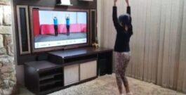 Famílias dos alunos aprovam aulas virtuais do Esporte Cidadão